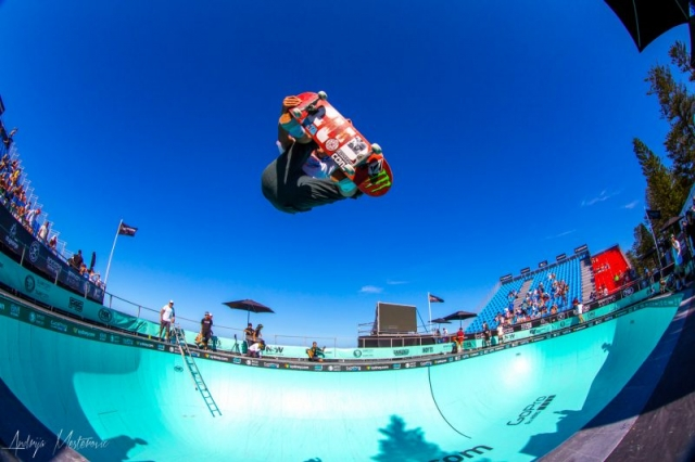 Australian Open of Surfing Skate Bowl