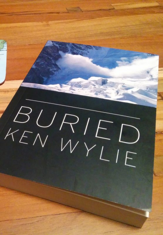 Book Buried by Ken Wylie